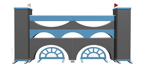 Muren - Mauern Wheel