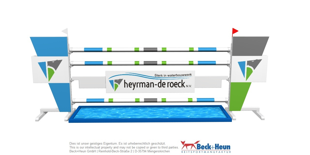 Sponsor Heyrman-de roeck