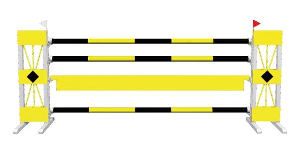 Alu basic - basic rhomb