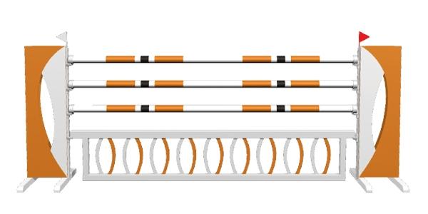 Alu basic - ellipses