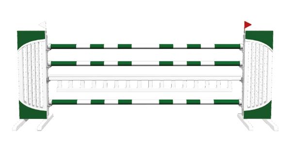 Alu basic - fence